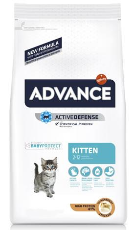 ADVANCE KITTEN FRANGO