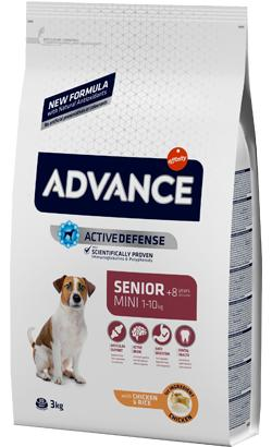 ADVANCE MINI SENIOR +8
