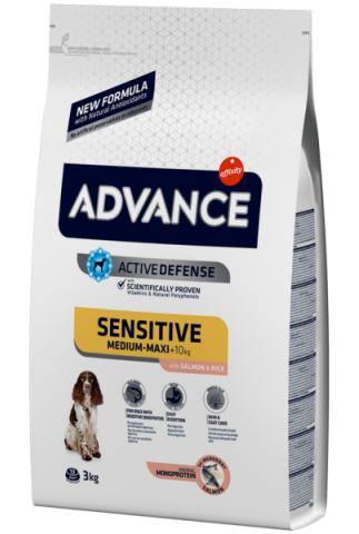 ADVANCE SENSITIVE SALMÃO