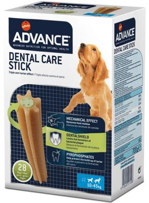 ADVANCE DENTAL CARE STICK MED-MAX