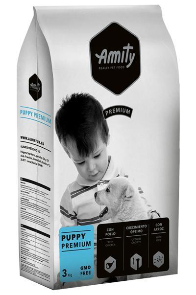 AMITY PREMIUM PUPPY 15 KG