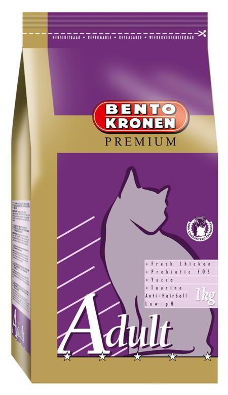 BENTO KRONEN PREMIUM CAT ADULT