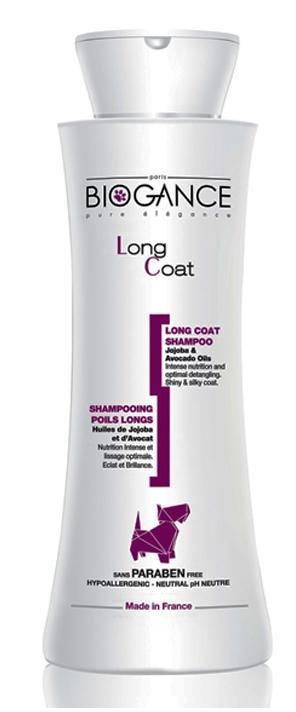 BIOGANCE LONG COAT CAT SHAMPOO 150 ML