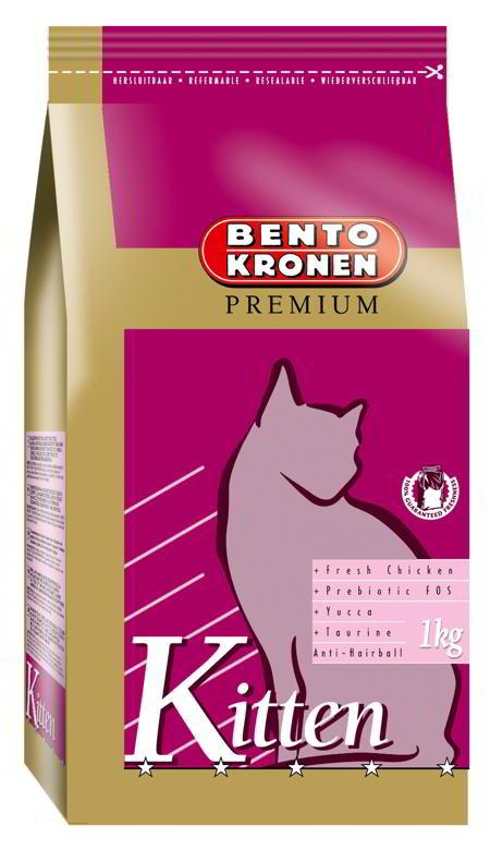 BENTO KRONEN PREMIUM CAT KITTEN