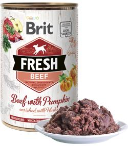 BRIT FRESH BEEF 400 GR