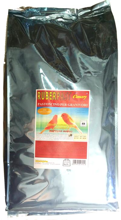 CANARY RUBBERPAST 20KG