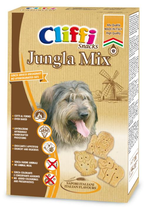 CLIFFI JUNGLA MIX 400GR