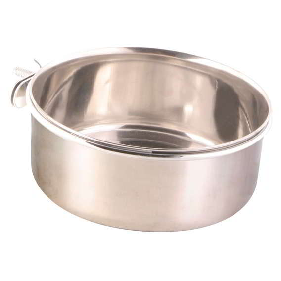 STAINLESS STEEL BOWL WITH SCREW