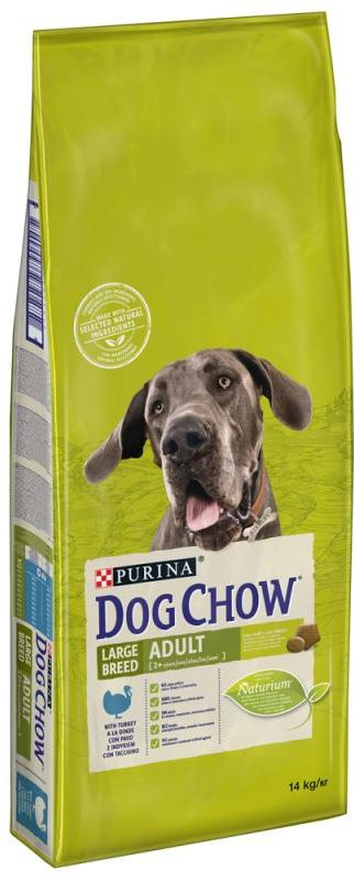 DOG CHOW ADULTO LARGE BREED PERU 14 KG