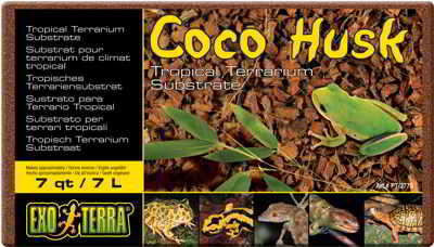 EXO TERRA COCO HUSK 7 L