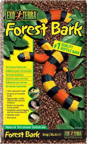 EXO TERRA FOREST BARK