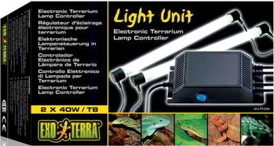 EXO TERRA LIGHT UNIT