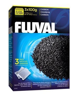 FLUVAL CARBON 3 x 100 GR