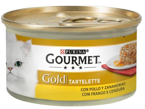 GOURMET GOLD TARTELETTE FRANGO 85GR
