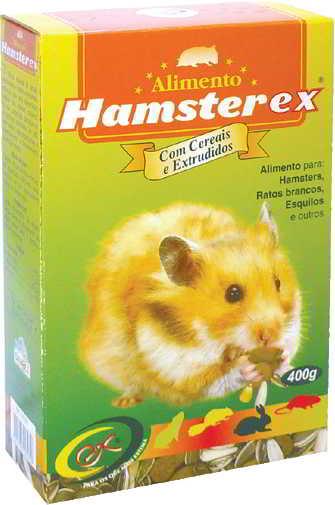 HAMSTEREX ALIMENTO