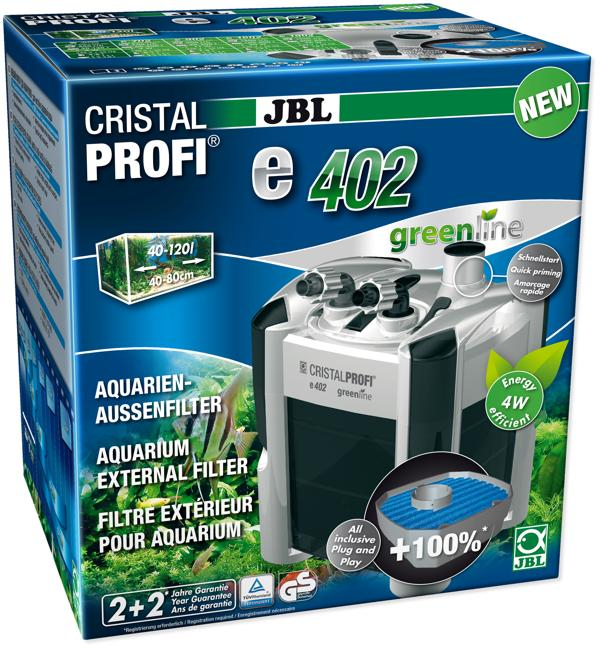 JBL CRISTALPROFI E402 GREENLINE