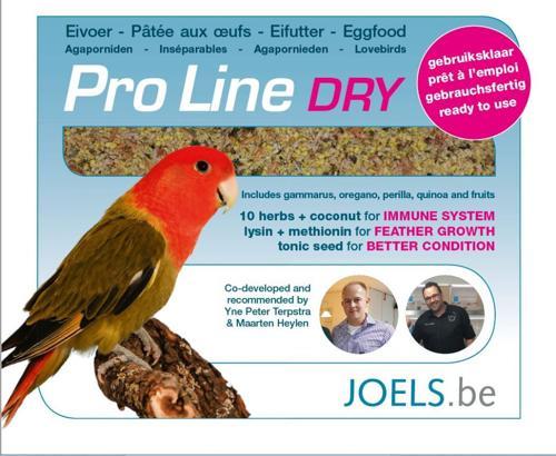 JOELS PROLINE AGA DRY 5 KG