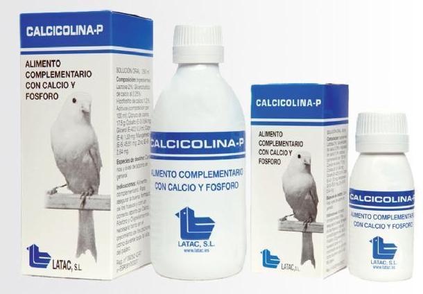 LATAC CALCICOLINA-P