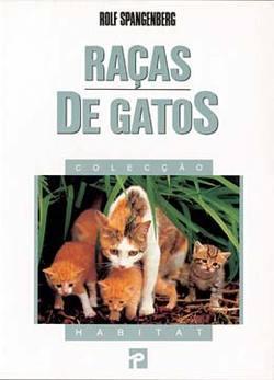 LIVRO RAÇAS DE GATOS