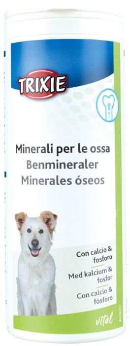 MINERAIS OSSEOS