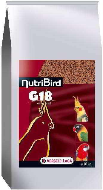 NUTRIBIRD G18 ORIGINAL 10KG