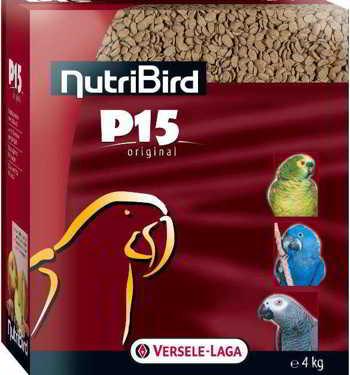 NUTRIBIRD P15 ORIGINAL*