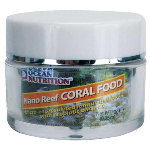 O.N. NANO REEF CORAL FOOD 10 GR