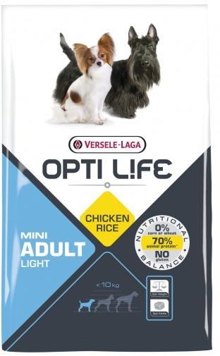 OPTI LIFE ADULT MINI LIGHT 7.5 KG