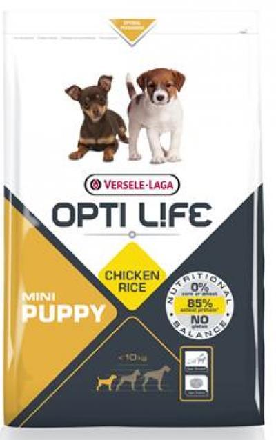 OPTI LIFE PUPPY MINI 7.5 KG