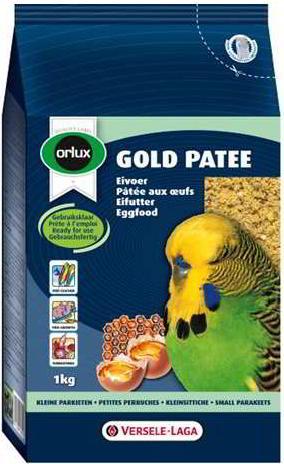 ORLUX GOLD PATEE PERIQUITOS