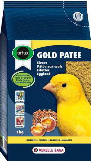 ORLUX GOLD PATEE CANARIS