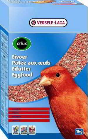 ORLUX PAPA SECA VERMELHA 1 KG