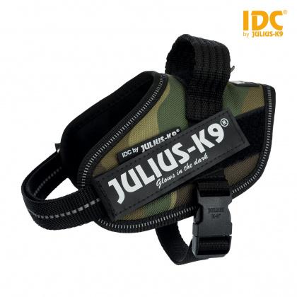 PEITORAL JULIUS K9 IDC CAMUFLADO