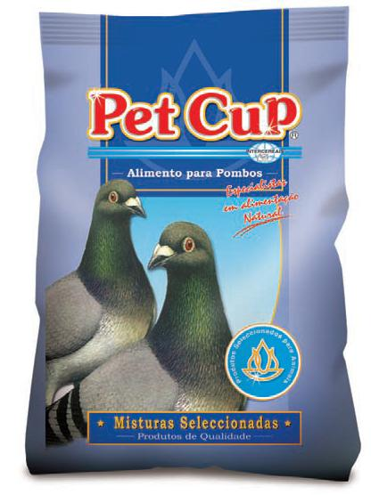 PET CUP ENERGY PLUS 25 KG