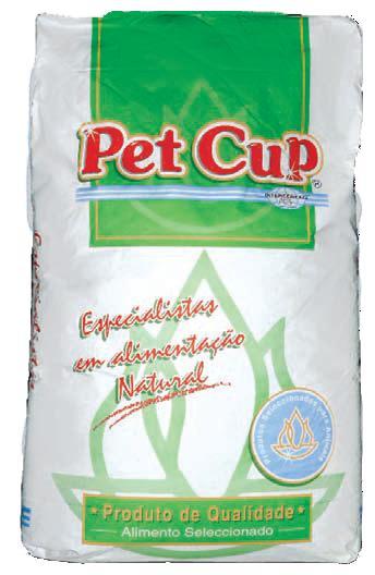 PET CUP PAPAGAIOS PREMIUM 20 KG