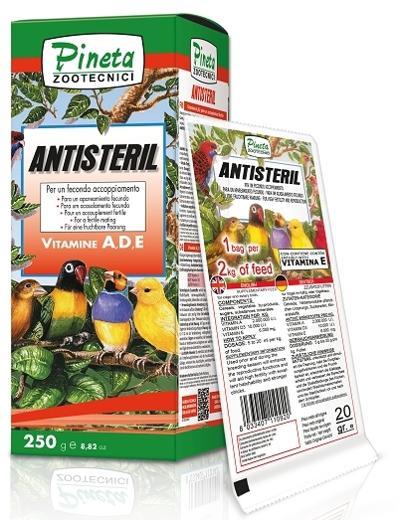 PINETA ANTISTERIL 250 GR