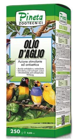 PINETA OLIO D'AGLIO 250 GR