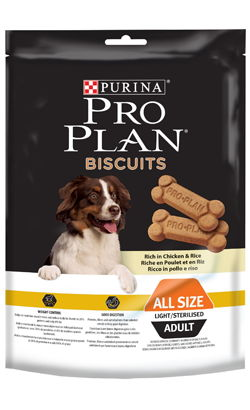 PRO PLAN BISCUITS
