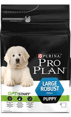 PRO PLAN PUPPY LARGE ROBUST FRANGO
