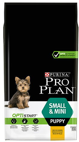 PRO PLAN SMALL & MINI PUPPY FRANGO