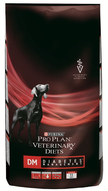 PRO PLAN VET DM DIABETES MANAGEMENT 3 KG