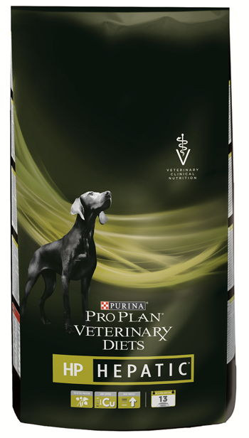 PRO PLAN VET HP HEPATIC 3 KG