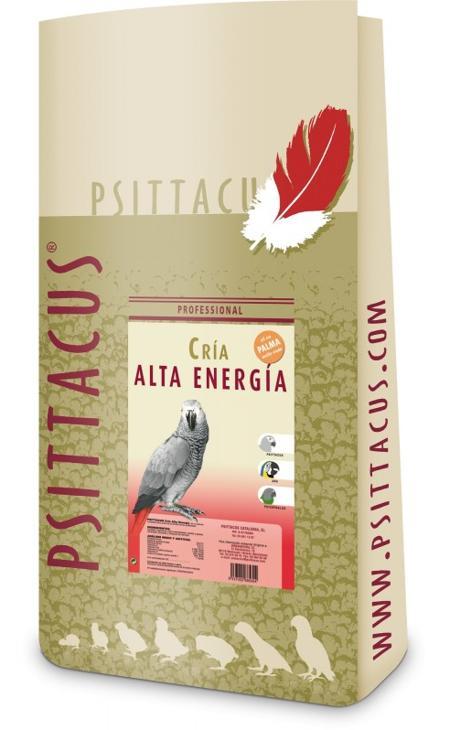 PSITTACUS CRIA ALTA ENERGIA 12 KG