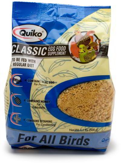 QUIKO CLASSIC EGG FOOD