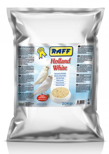 RAFF HOLLAND WHITE