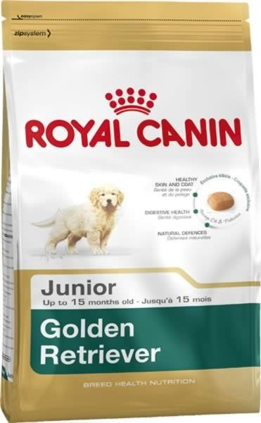 ROYAL CANIN GOLDEN RETRIEVER PUPPY 12 KG