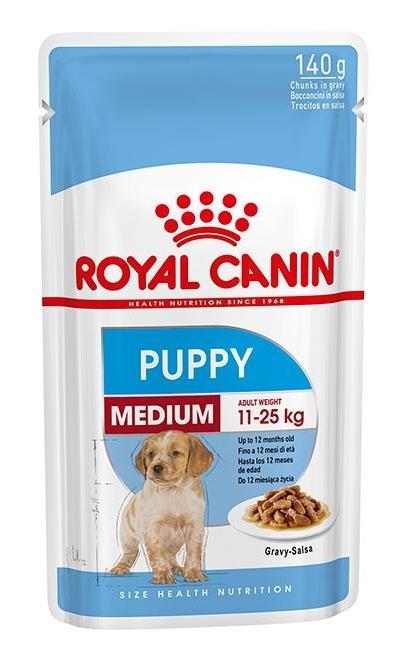 ROYAL CANIN MEDIUM PUPPY 85 GR