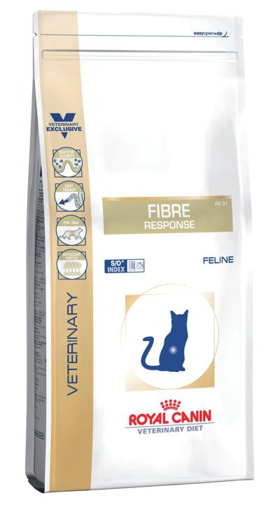 ROYAL CANIN VET FIBRE RESPONSE CAT