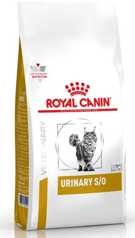 ROYAL CANIN VET GATO URINARY S/O