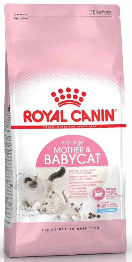 ROYAL CANIN  MOTHER & BABYCAT 4 KG